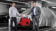 All-electric Audi E-Tron production begins: