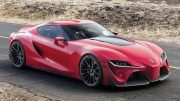 The Supra is beginning to look super