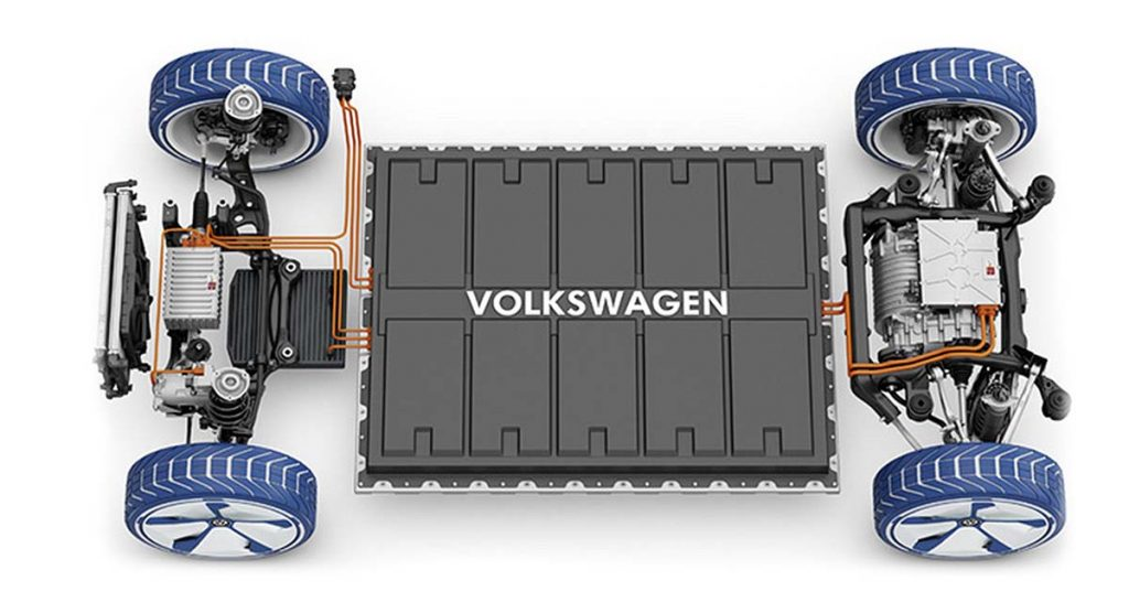 Volkswagen joins race to make solid-state batteries for EVs