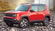 Plug-in Jeep Renegade next in FCA's EV plan: