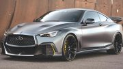 Infiniti ratchets up its performance profile: