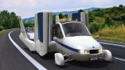 "A new flying car ""transitions"" for takeoff:"