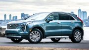 Cadillac's new 2019 XT4 compact utility gets the V-Sport treatment: