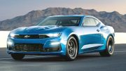 Chevrolet electrifies the Camaro: