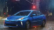 Prius model gets electric all-wheel-drive: