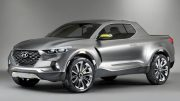 The Hyundai Santa Cruz, or something like it, is a still a go: