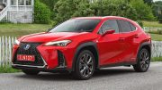Lexus will offer a battery-electric vehicle: