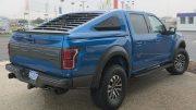 Pickup becomes a hatchback