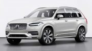 Volvo pushes the reset button on its biggest wagon: