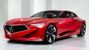 Is Acura preparing to christen a new flagship?: