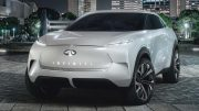 Infiniti concept extends 'Japanese sensuality':