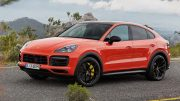 The Cayenne scores a coupe: