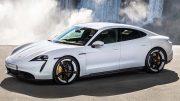 Porsche officially enters the electric-car race:
