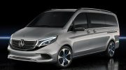 Mercedes-Benz puts a new electric minivan in play: