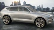 Genesis begins creating a new utility-vehicle lineup:
