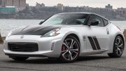 Far from dead, Nissan's Z sports car appears to be alive and kicking: