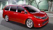 Toyota's less-mini minivan: