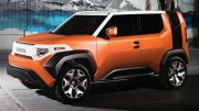 Toyota's upcoming utility vehicle now has a name: