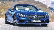 Mercedes-Benz prepares the next-generation SL: