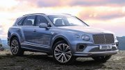 Bentley gives the Bentayga the makeover treatment: