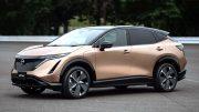 Nissan Leaf gets a big brother called Ariya: