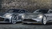 Aston Martin gives two models the 007 treatment: