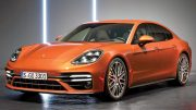 The Panamera offers something for everyone (of means):