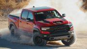 New 702-horsepower Ram puts the Raptor on notice: