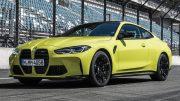 BMW's M3 sedan and M4 coupe receive unique snouts: