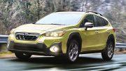 Subaru ratchets up the Crosstrek: