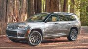 The seven-passenger Grand Cherokee arrives this summer: