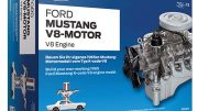 A Mustang motor in miniature