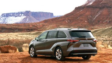 2021 TOYOTA SIENNA: Possibly the closest thing to a seven-passenger sports car for the masses