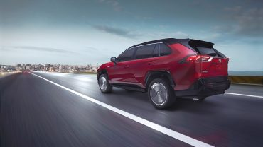 2021 TOYOTA RAV4 Prime: Fuel economy doesn't have to come at the expense of performance