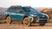 The Subaru Outback gets a boost: