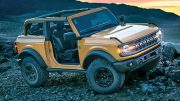 The long-awaited Bronco has a couple of surprises up its sleeve: