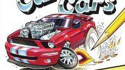 Learn to draw fun/funny cars