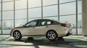 2021 Subaru Legacy: A four-sedan that out-Subarus other Subarus
