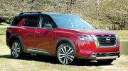 Nissan creates a new Pathfinder: