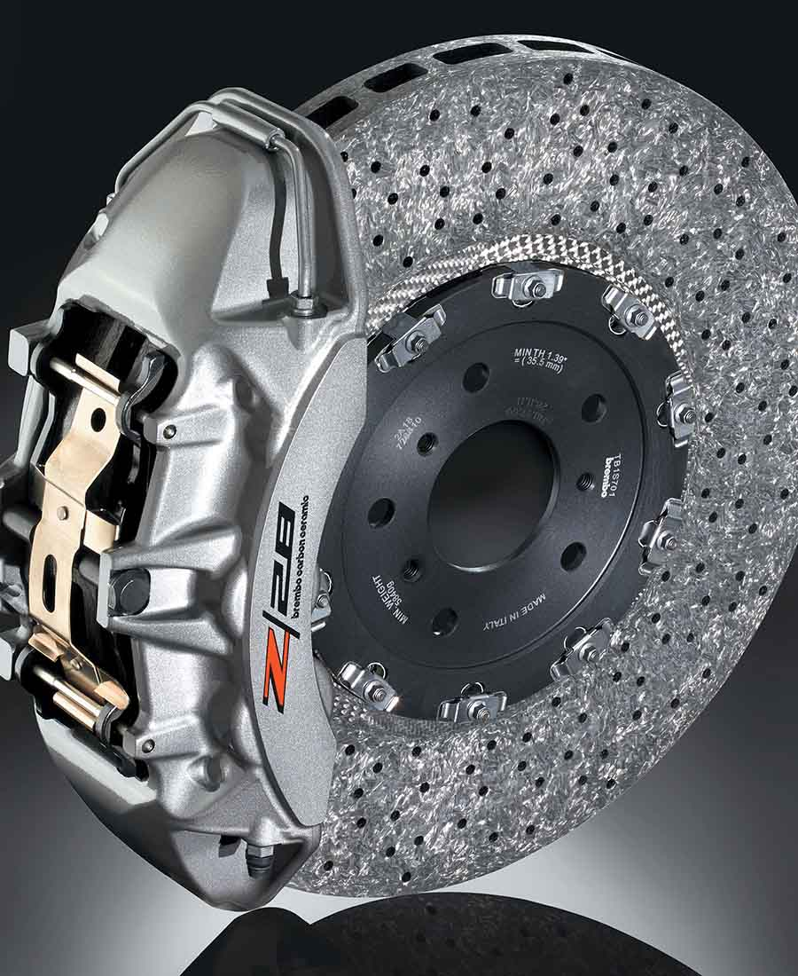Brembo Break Out The Octane Lounge