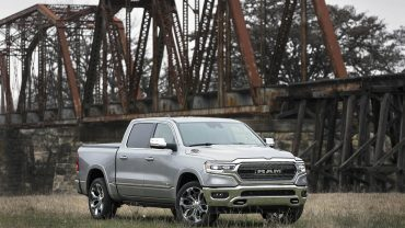 2020 RAM ECODIESEL: There's nothing 'eco' about 6,000 pounds of metal and glass, but it hauls more than its gasoline counterparts and has decent fuel economy