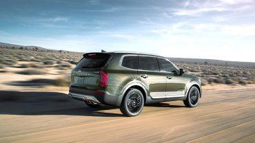 2020 KIA TELLURIDE: Kia unleashes its biggest, brashest model yet