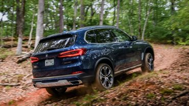 2019 BMW X5: Luxury, utility, technology and performance all blended into one pretty package