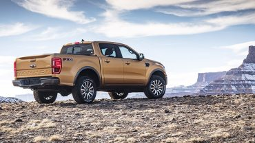 2019 FORD RANGER: A familiar name provides an affordable option for truck customers