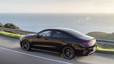 2020 MERCEDES-BENZ CLA: An entry-luxury overachiever with more sporting aspirations