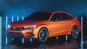 Honda reveals the next-generation Civic: