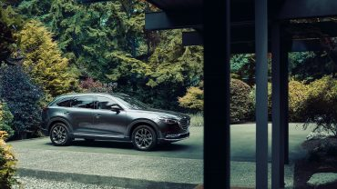 2021 MAZDA CX-9: Possibly the closest thing to a seven-passenger sports car for the masses