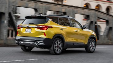 2021 KIA SELTOS: A price-conscious compact utility vehicle that can actually be driven off road