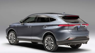 2021 Toyota Venza: The is a big deal: Previously, the Prius was the only Toyota model to be available only as a hybrid
