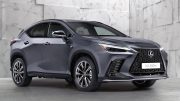 Lexus launches a new NX: